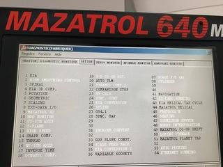 Mazak FH 8800, Fräsmaschine Bj.  2007-7