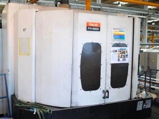 Mazak FH 8800, Fräsmaschine Bj.  2006-0