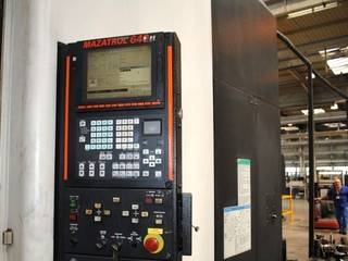 Mazak FH 8800, Fräsmaschine Bj.  2006-4