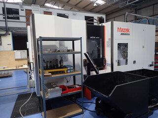 Mazak HCN 4000, Fräsmaschine Bj.  2017-7