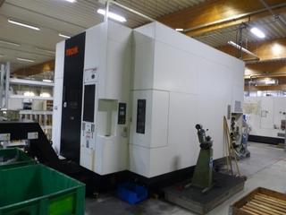 Mazak HCN 6000 II, Fräsmaschine Bj.  2011-12