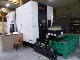 Mazak HCN 6000 II, Fräsmaschine Bj.  2011-13