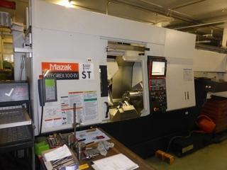 Drehmaschine Mazak Integrex 100 IV ST-0