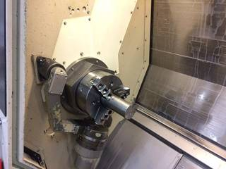 Drehmaschine Mazak Integrex 200 IV S x 1000-3