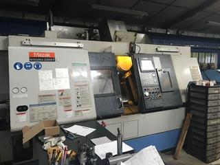 Drehmaschine Mazak Integrex 200 SY-0
