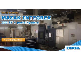 Drehmaschine Mazak Integrex 200 SY + portal/gentry-6