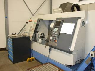 Mazak Integrex 200 Y, Bj.