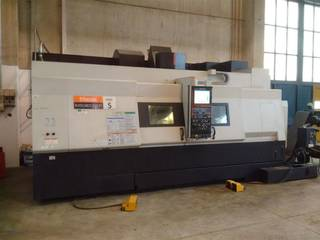 Drehmaschine Mazak Integrex 300 S IV x 1500 U-0