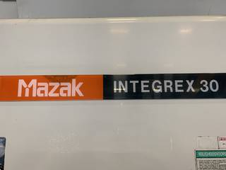 Drehmaschine Mazak Integrex 30 Universal 1500-5