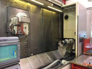 Drehmaschine Mazak Integrex E 650-1