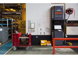 Drehmaschine Mazak Integrex E 650 H 2 x 4000-5