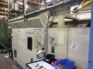 Drehmaschine Mazak Integrex 400 II SY-9