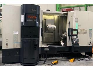 Drehmaschine Mazak Integrex e-410 HS multi tasking-0