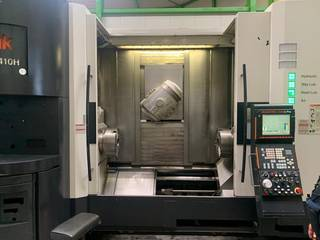 Drehmaschine Mazak Integrex e-410 HS multi tasking-2