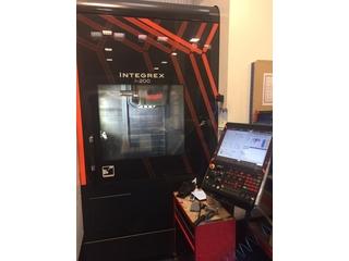Drehmaschine Mazak Integrex i-200-1