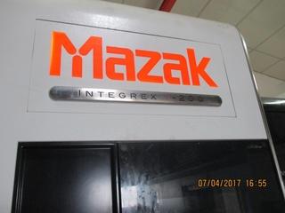 Drehmaschine Mazak Integrex i-200 x 1000 U-2