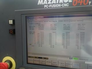 Drehmaschine Mazak Multiplex 6200 Y-5