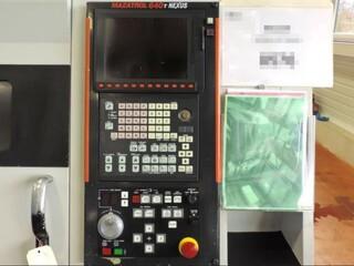 Drehmaschine Mazak Nexus QTN 200-4