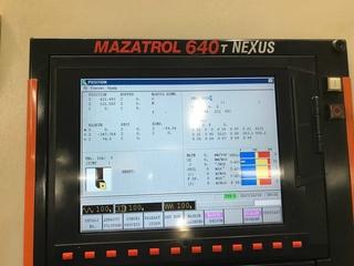 Drehmaschine Mazak QT Nexus 200 M-4