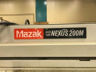 Drehmaschine Mazak QT Nexus 200 M-6
