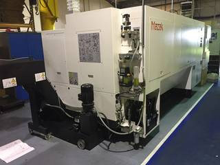 Drehmaschine Mazak QT Smart 350 M x 1250 U-9