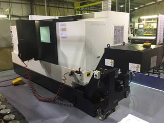 Drehmaschine Mazak QT Smart 350 M x 1250 U-8