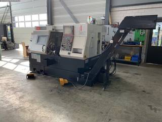 Drehmaschine Mazak Quick Turn 200 II MSY-2