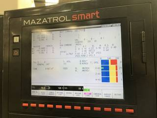 Drehmaschine Mazak Quick Turn Smart 350-7