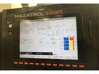Drehmaschine Mazak Quick Turn Smart 350 - 1250 U-5