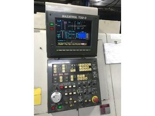 Drehmaschine Mazak SQT 15 MS-2
