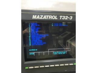 Drehmaschine Mazak SQT 15 MS-3