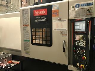 Fräsmaschine Mazak VC Nexus 510 C-1