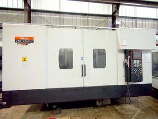 Fräsmaschine Mazak VTC 200 C II-0