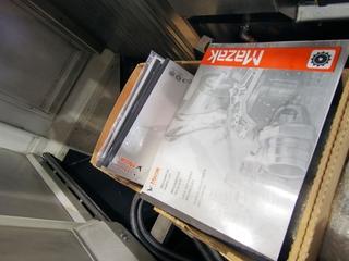 Fräsmaschine Mazak VTC 200 C II-10