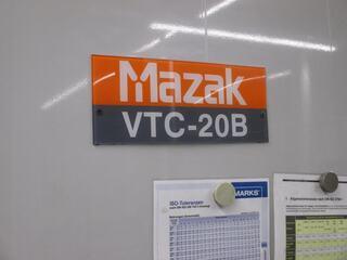 Mazak VTC 20 B, Bj.