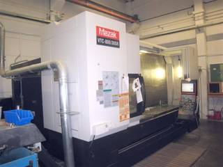 Mazak VTC 800 / 30 SR