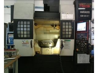 Mazak Variaxis 630 5 X II T