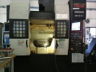 Mazak Variaxis 630 II