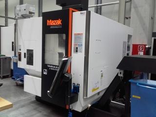 Mazak Variaxis j500 5X