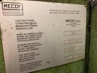 Mekof CS 88 G Bettfräsmaschinen-13