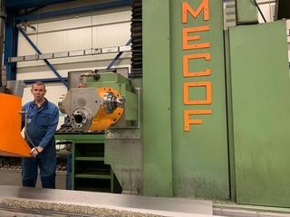 Mekof CS 88 G Bettfräsmaschinen-7