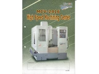 Fräsmaschine Microcut Challanger MCV 2416-2