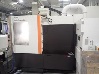 Mikron HPM 450 U  7 apc, Fräsmaschine Bj.  2012-0