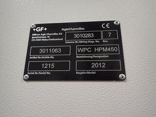 Mikron HPM 450 U  7 apc, Fräsmaschine Bj.  2012-7