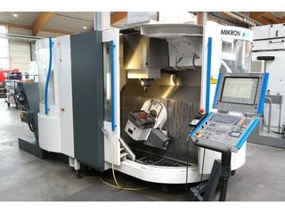 Mikron UCP 600 Vario, Fräsmaschine Bj.  2006-6
