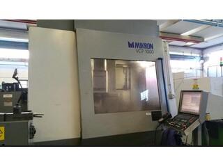 Fräsmaschine Mikron VCP 1000-3
