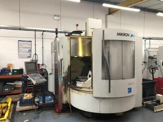 Mikron XSM 600 U 7 apc, Fräsmaschine Bj.  2006-1