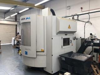 Mikron XSM 600 U 7 apc, Fräsmaschine Bj.  2006-6