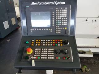 Drehmaschine Monforts MNC 500 MultiTurn-3