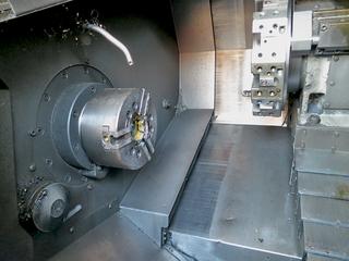 Drehmaschine Mori Seiki CL 150 ladeportal/gentry-2